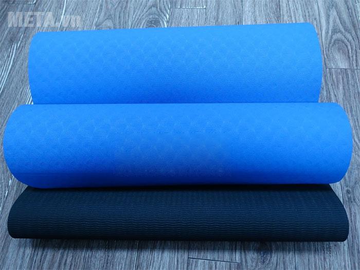 Thảm Yoga thiết kế dày dặn