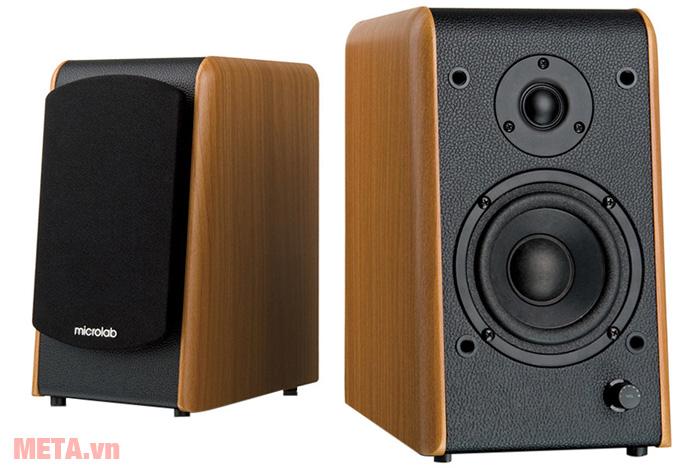 Loa Bluetooth Microlab B77BT có thiết kế đẹp mắt