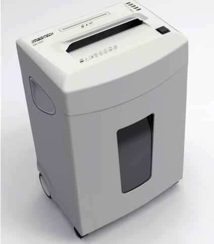 Hình ảnh máy huỷ tài liệu Magitech OM – 16XC