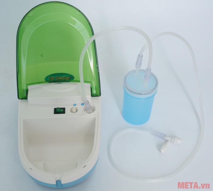Máy xông mũi họng 2 trong 1 Dotha Health Care