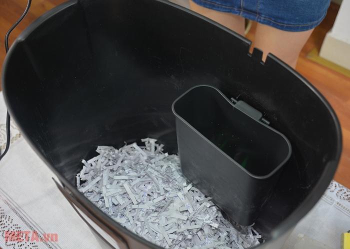Máy hủy tài liệu