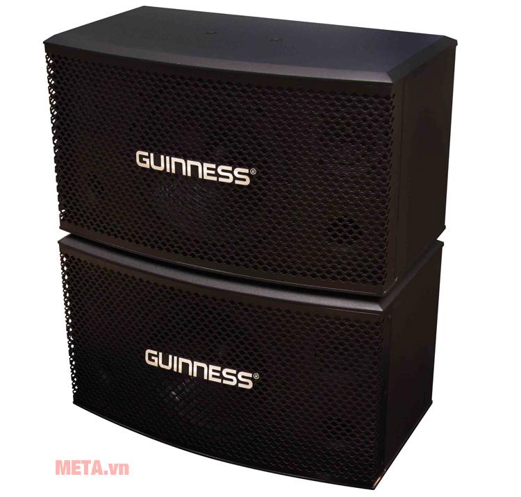 Guinness 103 VII có thiết kế sang trọng