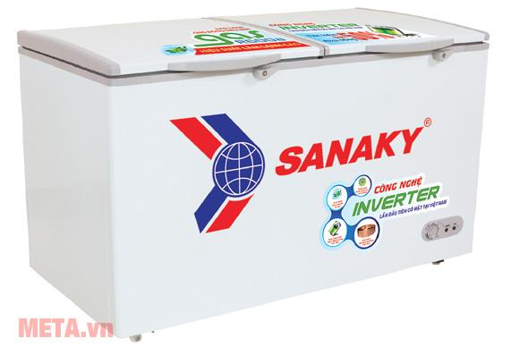 Tủ đông 2 ngăn Sanaky VH-2899W3 230 lít
