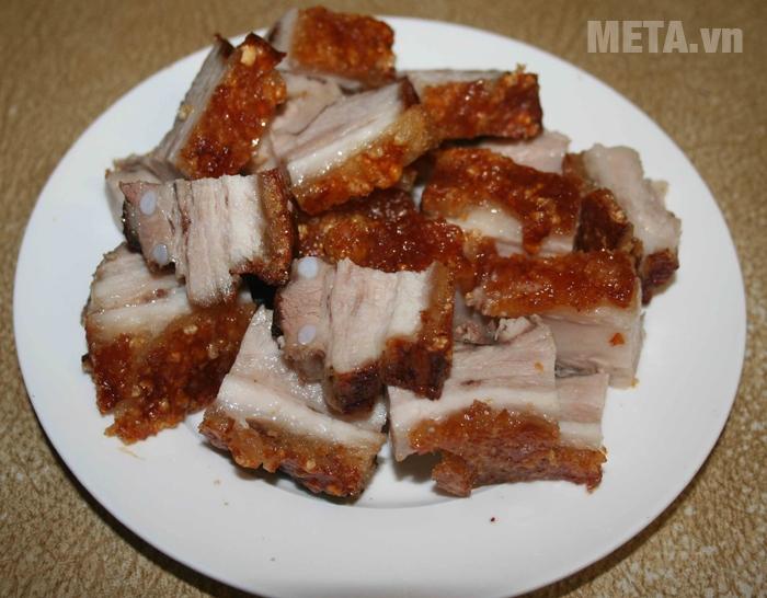 Món thịt quay chiên vừa ngon vừa dễ làm thế này mà không thực hiện thì hơi phí đó nhé.