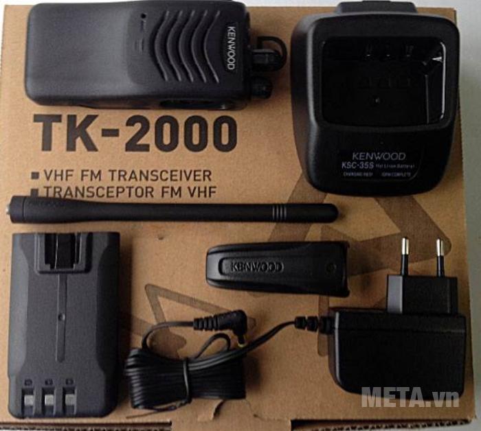 Kenwood TK-2000