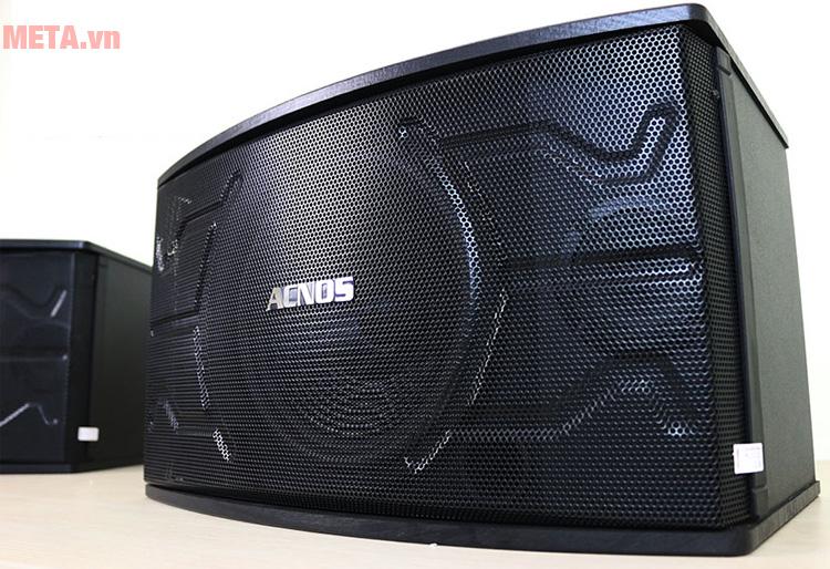 Loa nghe nhạc Acnos sở hữu lưới bảo vệ