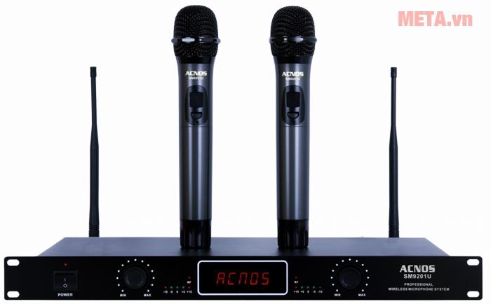 Micro không dây Acnos SM-9201U