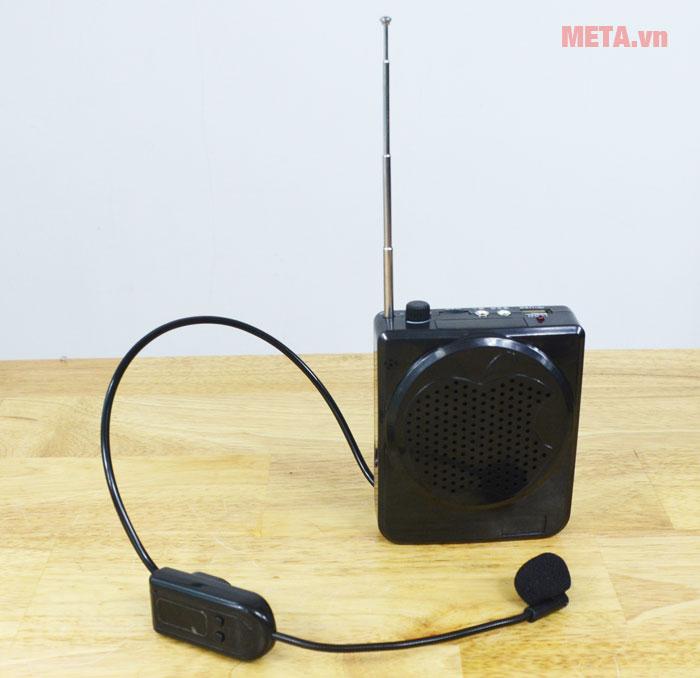 Máy trợ giảng micro không dây