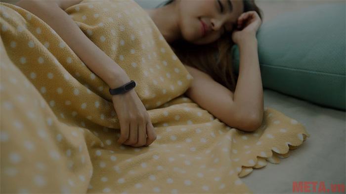 Xiaomi Mi 2 có khả năng báo thức giấc ngủ cho bạn