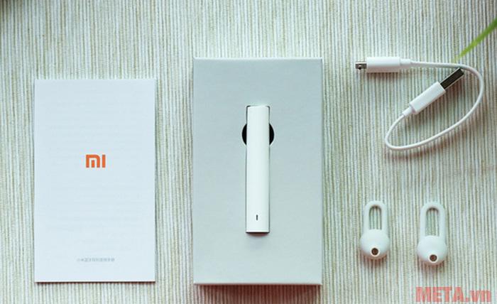 Trộn bộ sản phẩm tai nghe Bluetooth Xiaomi Mi Headset