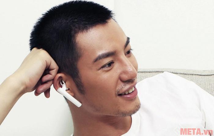 Tai nghe Bluetooth Xiaomi Mi Headset dễ dàng sử dụng