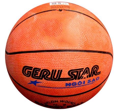 Quả bóng rổ Geru B5