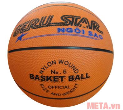 Quả bóng rổ Geru B6