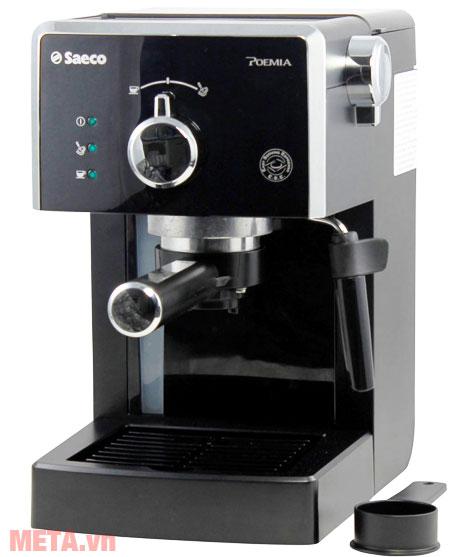 Máy pha cà phê Saeco Poemia Focus HD8423 giúp bạn tự tay pha cà phê nhanh chóng.