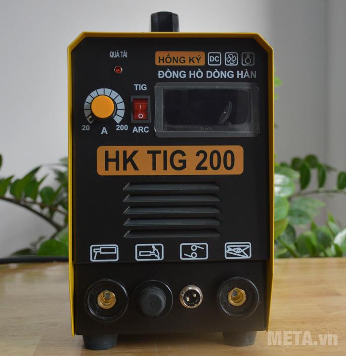 Hồng Ký Tig 200A