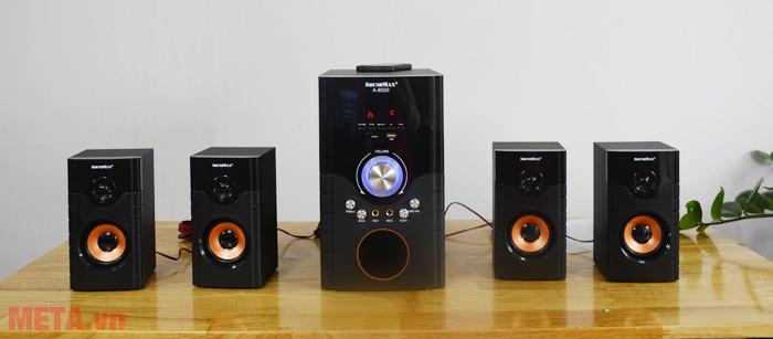 Loa bluetooth karaoke Soundmax A8920