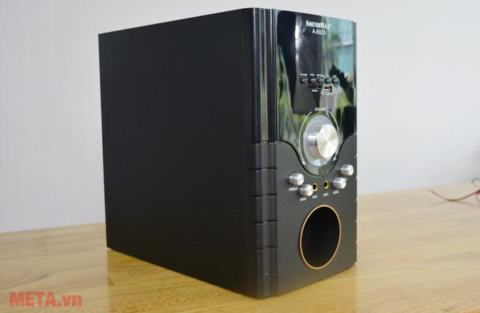 Hình ảnh loa siêu trầm loa bluetooth karaoke Soundmax A8920
