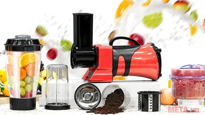 Mishio MK08 xứng đáng là thiết bị nhà bếp đa năng