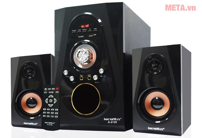 Soundmax A-2120
