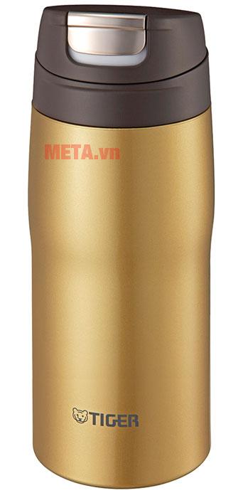 Bình giữ nhiệt lưỡng tính Tiger MJC-A048 màu đồng
