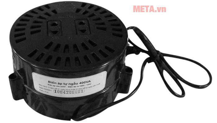 Biến áp đổi nguồn hạ áp Lioa DN004 1P - 400VA