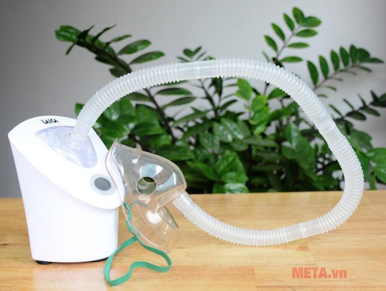Thiết kế máy xông mũi họng Laica MD6026 (MD60260)