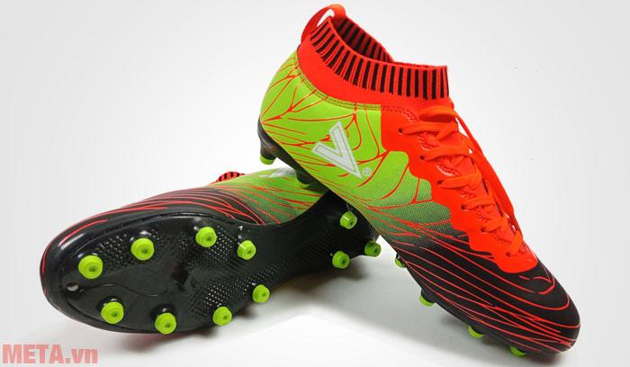 Giày đá bóng Mitre MT 161115 Black Green