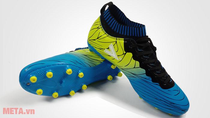 Giày đá bóng Mitre MT 161115 Blue lime