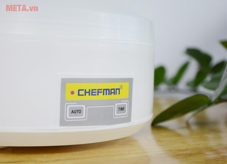 Màn hình máy làm sữa chua Chefman