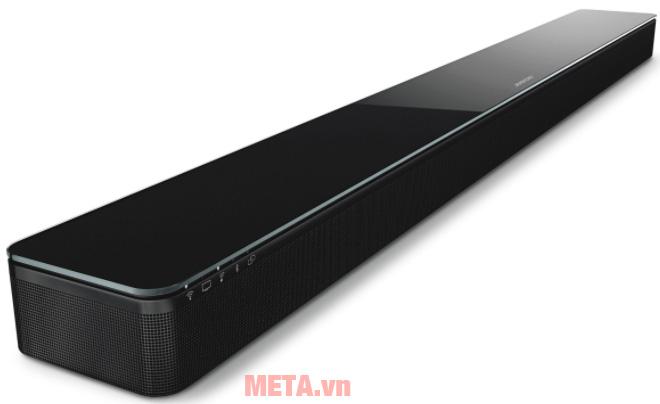 Loa soundbar Bose sở hữu thiết kế tinh tế, ấn tượng
