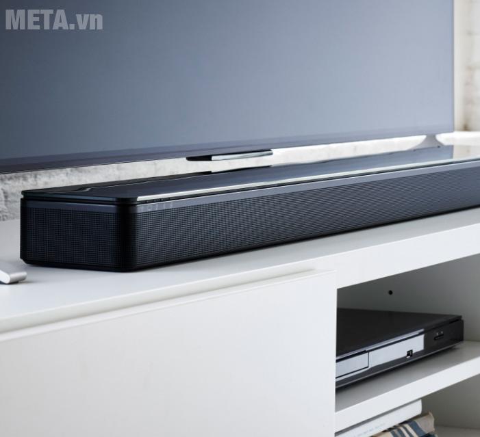 Loa nghe nhạc Bose SoundTouch 300 có khả năng kết nối với TV