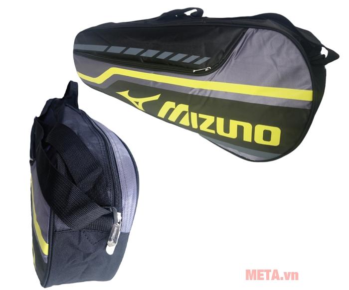 Hình ảnh túi đựng vợt cầu lông Mizuno 1 ngăn MB1609