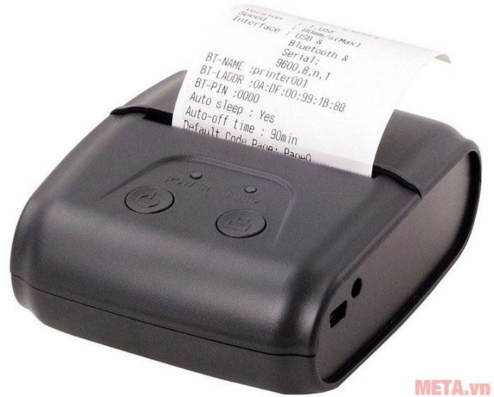 Hình ảnh máy in nhiệt Xprinter XP-P800