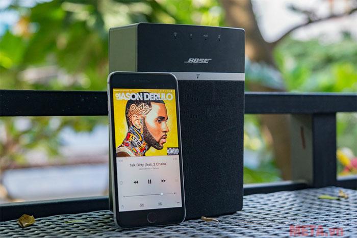 Loa nghe nhạc Bose SOUNDTOUCH 10 kết nối bluetooth, wifi