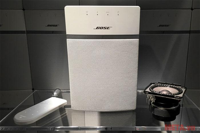 Loa nghe nhạc Bose SOUNDTOUCH 10 màu trắng