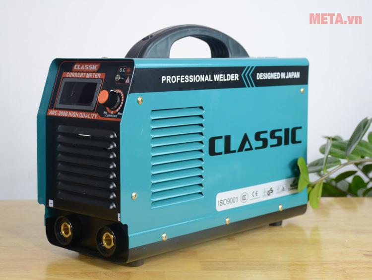 Máy hàn Inverter Classic ARC-200B được ứng dụng trong nhiều lĩnh vực