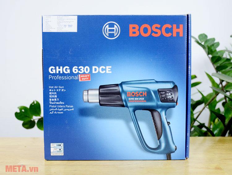 Hộp đựng máy thổi hơi nóng Bosch GHG 630 DCE