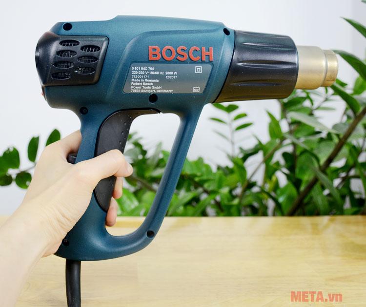 Hình ảnh máy thổi hơi nóng Bosch GHG 630 DCE
