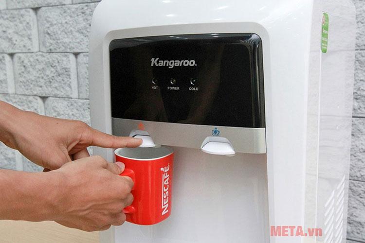 Nhiệt độ làm nóng Kangaroo KG-33TN