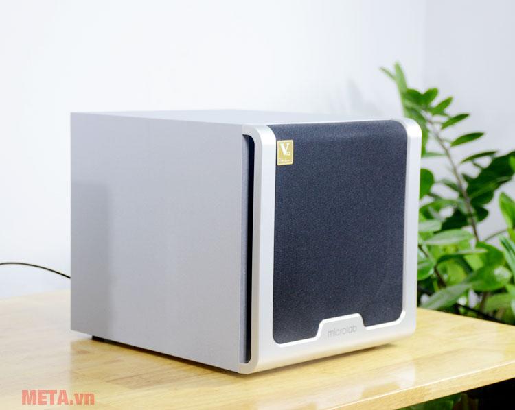 Loa Microlab FC361 cho âm thanh hài hòa hơn với loa sub