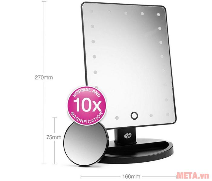 Kích thước của gương