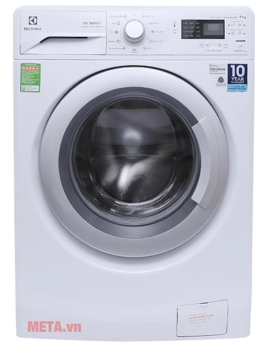 Hình ảnh máy giặt cửa trước 9 kg Electrolux EWF12942