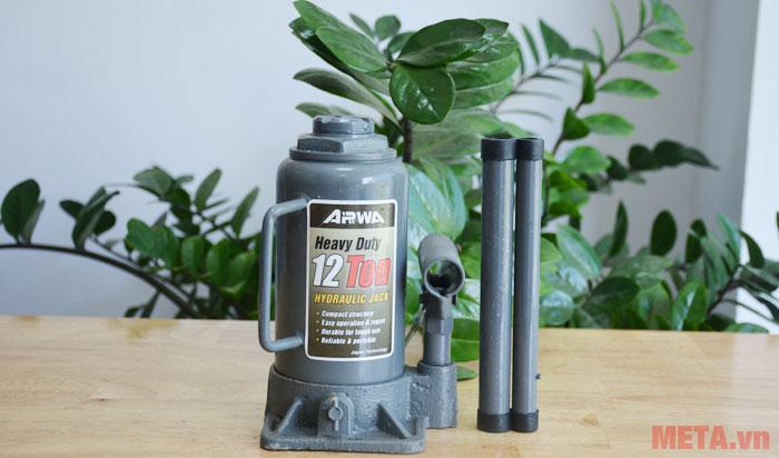 Bộ sản phẩm kích thủy lực Arwa 12 tấn