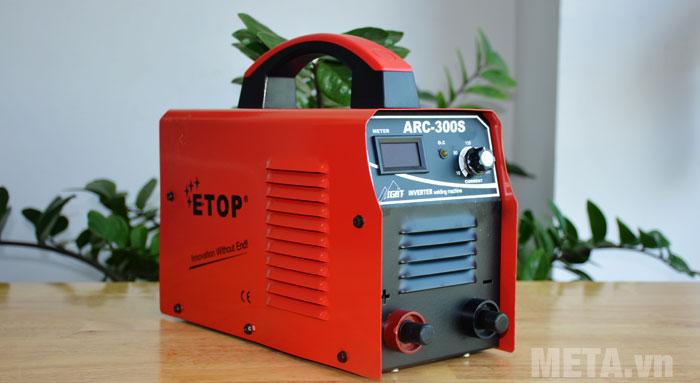 Máy hàn ETOP ARC 300S dùng hàn sắt