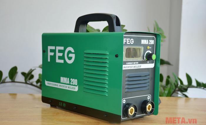 Hình ảnh máy hàn que điện tử FEG MMA 200