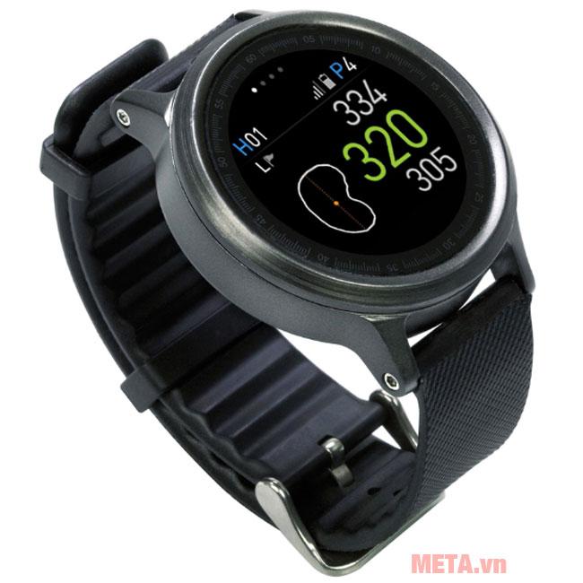 Đồng hồ thông minh Golf Buddy có màn hình cảm ứng