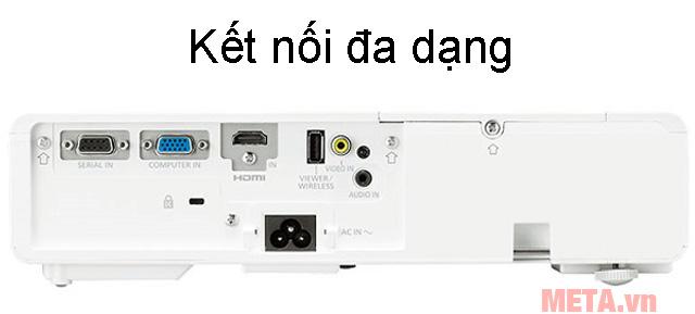Kết nối với máy chiếu