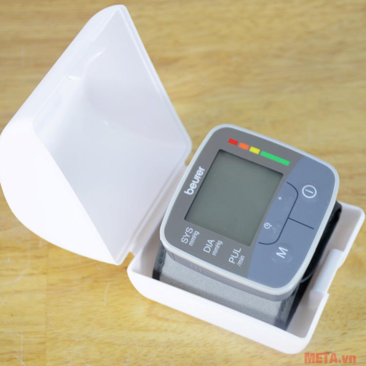 Vỏ hộp giúp người dùng bảo quản sản phẩm những khi không sử dụng