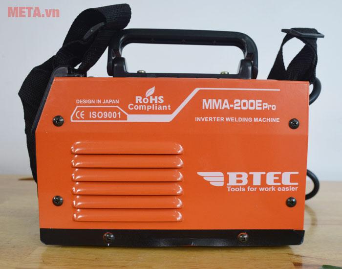 Btec MMA 200E Pro