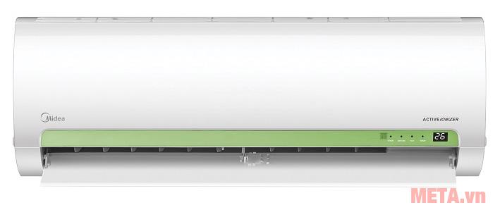 Điều hòa 1 chiều Midea Active Ionizer 9.000 BTU MSMA1-10CRN1